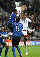 Fotball, 27. september 2016 , Champions League, FC Copenhagen - FC Brugge<br />