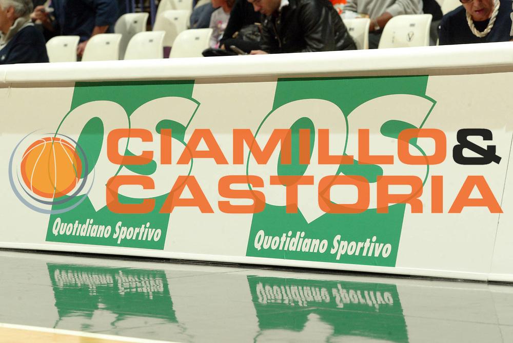 DESCRIZIONE : BOLOGNA CAMPIONATO LEGA A1 2005-2006 <br /> GIOCATORE : QS <br /> SQUADRA : <br /> EVENTO : CAMPIONATO LEGA A1 2005-2006 <br /> GARA : CAFFE MAXIM VIRTUS BOLOGNA-NAVIGO.IT TERAMO <br /> DATA : 16/10/2005 <br /> CATEGORIA : <br /> SPORT : Pallacanestro <br /> AUTORE : Agenzia Ciamillo-Castoria/G.Livaldi