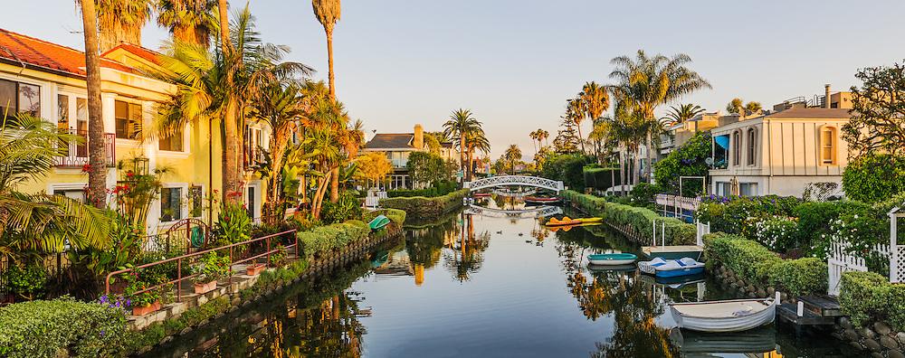 Venice Beach, Canal, California