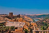 Fortress of Mertola, Alentejo. Portugal.