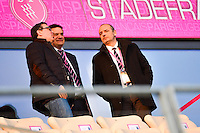 Thomas SAVARE - 14.03.2015 - Stade Francais / Grenoble -  20eme journee de Top 14<br /> Photo : David Winter  / Icon Sport<br /> <br />   *** Local Caption ***