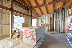 Meigs Point Nature Center at Hammonasset Beach State Park  <br /> Connecticut State Project No: BI-T-601<br /> Architect: Northeast Collaborative Architects  Contractor: Secondino & Son<br /> James R Anderson Photography New Haven CT photog.com<br /> Date of Photograph: 4 December 2015<br /> Camera View: 18