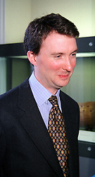 MR JAMIE SAINSBURY son of Sir Tim Sainsbury, at a <br /> reception in London on 25th May 2000.OEN 125<br /> © Desmond O'Neill Features:- 020 8971 9600<br />    10 Victoria Mews, London.  SW18 3PY <br /> www.donfeatures.com   photos@donfeatures.com<br /> MINIMUM REPRODUCTION FEE AS AGREED.<br /> PHOTOGRAPH BY DOMINIC O'NEILL