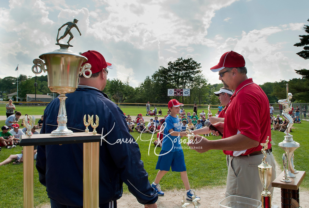 Laconia Little League Awards  June 18, 2011.