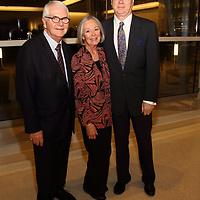 Tom and Carol Voss, Barry Petersen