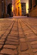 France, Languedoc Roussillon, Gard (30), Uzès, rue du Docteur Blanchard