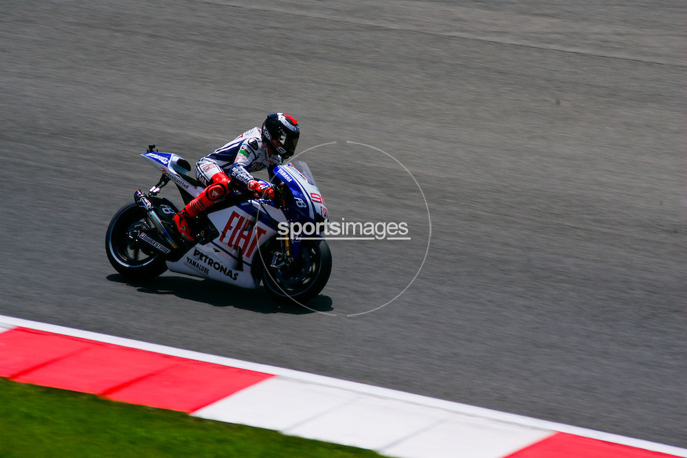 Lorenzo, winner of the British MotoGP at silverstone.
