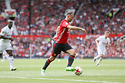 Manchester United 08 XI Ryan Giggs during the Michael Carrick Testimonial Match between Manchester United 2008 XI and Michael Carrick All-Star XI at Old Trafford, Manchester, England on 4 June 2017. Photo by Phil Duncan.