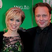 NLD/Scheveningen/20111106 - Premiere musical Wicked, Ellen Evers en Richard Groenendiijk