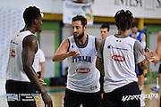 Bologna 24.06.2016<br /> Allenamento Nazionale Italiana di Pallacanestro<br /> <br /> Nella foto: Alessandro Belinelli
