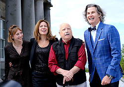Edinburgh International Film Festival 2019<br /> <br /> Astronaut (World Premiere)<br /> <br /> Pictured: Jessica Adams (producer), Shelagh McLeod, Richard Dreyfuss, and Sean Buckley (producer)<br /> <br /> Aimee Todd | Edinburgh Elite media