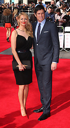 TESS DALY AND VERNON KAY attends the Prince's Trust & Samsung Celebrate Success awards at Odeon Leicester Square, Odeon, London, United Kingdom. Wednesday, 12th March 2014. Picture by i-Images