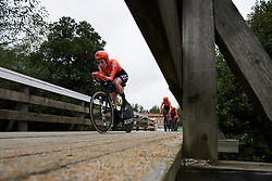 Riejanne Markus (NED) during Postnord UCI WWT Vårgårda WestSweden TTT, a 36 km team time trial in Vårgårda, Sweden on August 17, 2019. Photo by Sean Robinson/velofocus.com