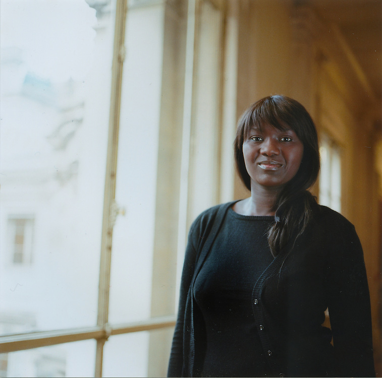 Seybah Dagoma, French politician, works  with the Mayor of Paris.