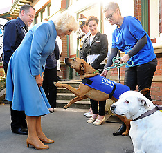 Wellington-Royals, Camilla, Duchess of Cornwall visits the SPCA