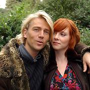 NLD/Muiderberg/20050915 - Perspresentatie Turks Fruit de Musical, Anthonie Kamerling en Jelka van Houten