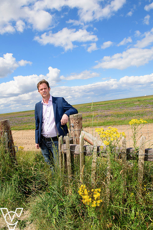 Councillor Daniel McNally, Lincolnshire County Councillor for Louth Marsh.<br /> <br /> Picture: Chris Vaughan/Chris Vaughan Photography<br /> Date: July 31, 2016
