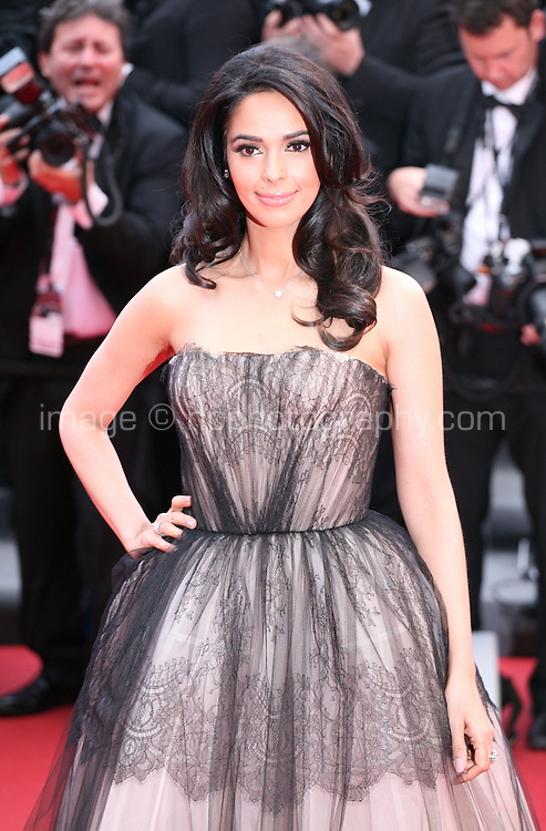 Sonam Kapoor at the The Coen brother's new film 'Inside Llewyn Davis' red carpet gala screening at the Cannes Film Festival Sunday 19th May 2013