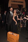 ROBERT PIRES, JESSICA PIRES, Natalia Vodianova, Naked Heart Foundation and LUISAVIAROMA, host the Fabulous Fund Fair, Roundhouse, Camden. London. 18 February 2019