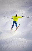 PA, advanced skier, Ski Roundtop, York Co.