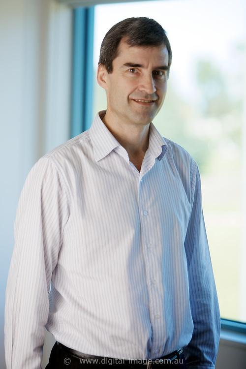 Prof Ian Gentle, Head of Science, Australian Synchrotron