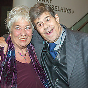 NLD/Amsterdam/20151123 - 5 jaar Delamar theater en 10 Jaar Van den Ende Foundation viering, Lone van Rozendaal