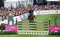 MEXICO DF, MEXICO - APRIL 08:  Global Champions Tour of Mexico at Campo de Marte on April 08, 2017 in Mexico DF, Mexico. (Photo by Manuel Queimadelos / Oxer Sport)