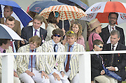 Henley, GREAT BRITAIN. General views , Umbrellas.  Spectators, Henley Regatta Course. 2012 Henley Royal Regatta...Sunday  16:49:17  01/07/2012. [Mandatory Credit, Peter Spurrier/Intersport-images]...Rowing Courses, Henley Reach, Henley, ENGLAND . HRR.