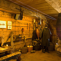 Ísafjörður: Turnhúsið. Ísafjarðarbær / Isafjordur: Turnhusid museum, Isafjardarbaer.