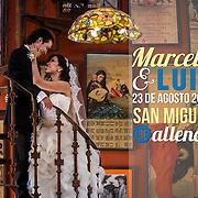 Boda Marcela + Luis