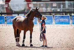 Graves Laura, USA, Verdades<br /> World Equestrian Games - Tryon 2018<br /> © Hippo Foto - Sharon Vandeput<br /> 15/09/2018