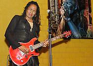 Kat Dyson - T.M. Stevens Challenge, Hannover Bluesgarage