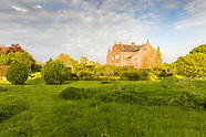 Tattenhall Hall in Late Spring