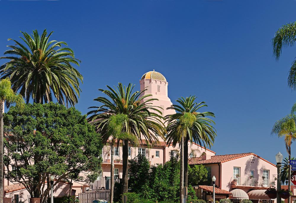 La Valencia Hotel, La Jolla,California, San Diego