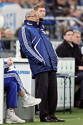 15.01.2011,  Arena Auf Schalke, Gelsenkirchen, GER, 1.FBL, Schalke 04 vs Hamburger SV, 18. Spieltag, im Bild: Felix Magath (Trainer Schalke 04)  EXPA Pictures © 2011, PhotoCredit: EXPA/ nph/  Mueller       ****** out of GER / SWE / CRO  / BEL ******