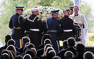 Funeral Service for Nancy Reagan