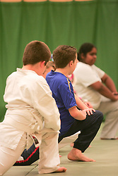 Get fit kids activities, judo