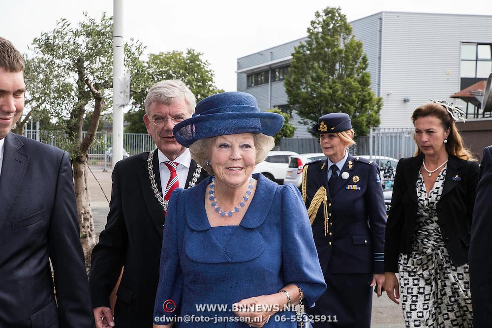 NLD/Utrecht/20140628 - Prinses Beatrix aanwezig bij de viering van 200 jaar Nederlands Bijbelgenootschap