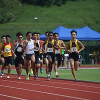 A Division Boys 800m