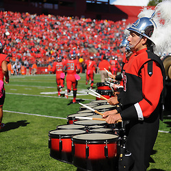 Oct 13, 2012: during NCAA Big East college football action between the Rutgers Scarlet Knights and Syracuse Orange at High Point Solutions Stadium in Piscataway, N.J.