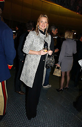 MELANIE JOHNSON at a party to celebrate the launch of Pilsner Urquell beer held in the Pavillion at The Serpentine Gallery, London on 4th October 2006.<br /><br />NON EXCLUSIVE - WORLD RIGHTS