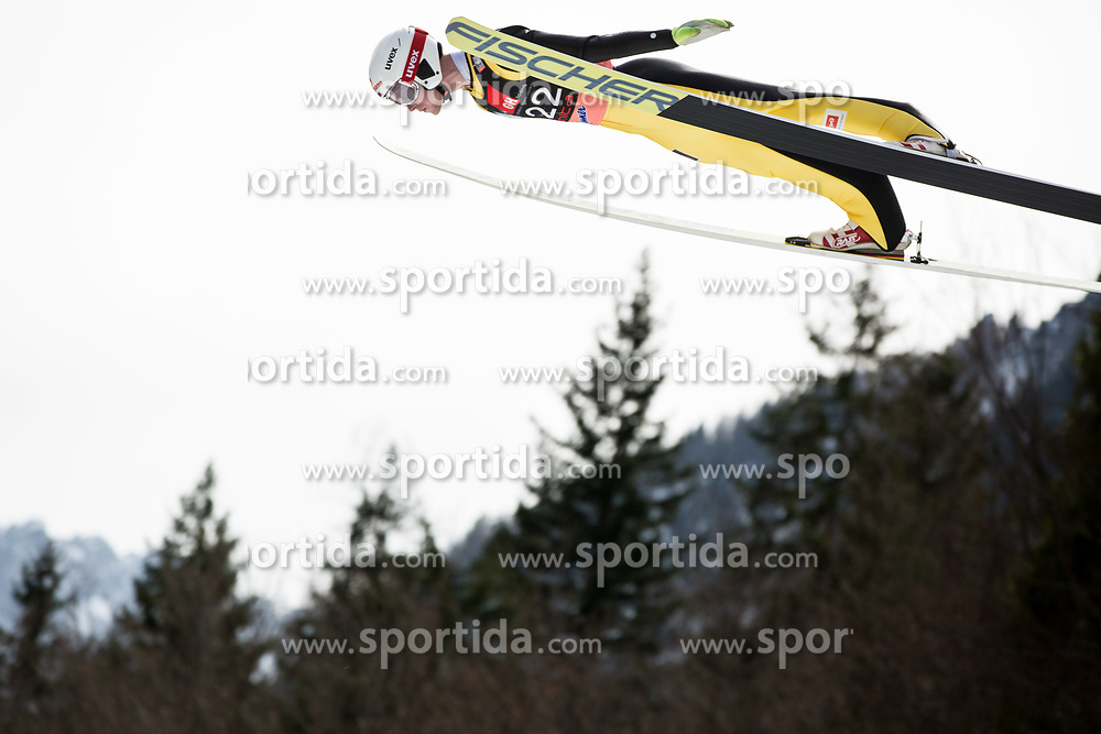 Evgeniy Klimov of Russia during the Ski Flying Hill Individual Competition on Day Two of FIS Ski Jumping World Cup Final 2017, on March 24, 2017 in Planica, Slovenia. Photo by Vid Ponikvar / Sportida