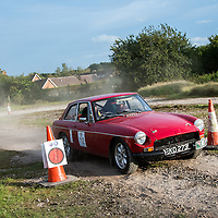 Car 112 Ken Jones/Charles Hughes