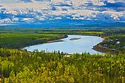 Stewart River<br />Stewart Crossing<br />Yukon<br />Canada