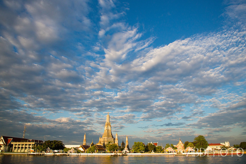 Wat Arun Temple of the Dawn Bangkok Thailand