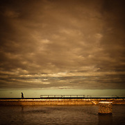 Historic Newcastle Ocean Baths, Australia