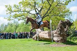Collett Laura, (GBR), Grand Manoeuvre<br /> Cross Country<br /> Mitsubishi Motors Badminton Horse Trials - Badminton 2015<br /> © Hippo Foto - Jon Stroud<br /> 09/05/15