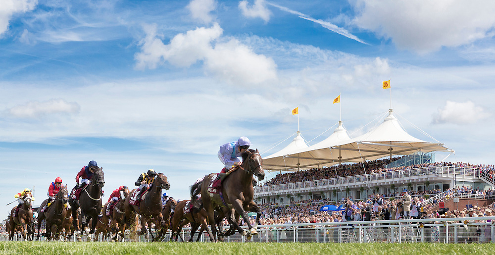 Qatar Goodwood Festival, better known as Glorious Goodwood. Day Five.<br /> Picture date: Saturday August 1, 2015.<br /> Photograph by Christopher Ison &copy;<br /> 07544044177<br /> chris@christopherison.com<br /> www.christopherison.com