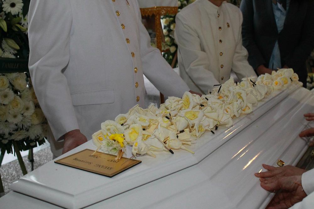 Funérailles du Prince régent du Laos Sauryavong Savang