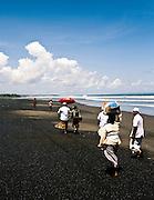 Beach near Alila Villas Soori, Bali